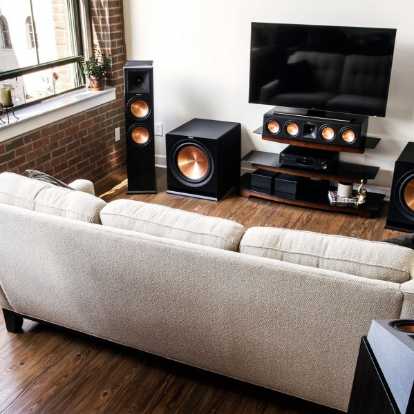 Klipsch Reference RP-280F Dolby Atmos 5.2.4