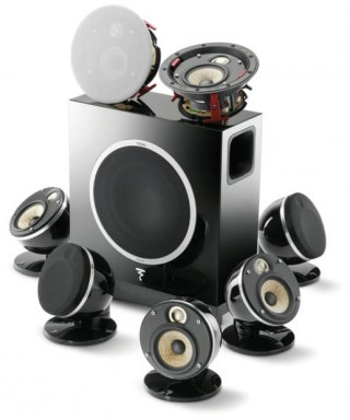 Focal Dome Flax 5.1.2