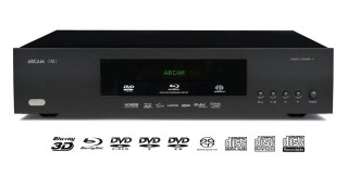 Arcam UDP411 uniwersal disc player