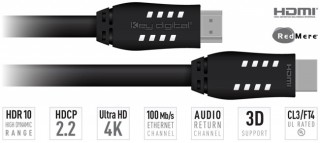 Key Digital Residential HDMI 2.0a 0,9m - GRATIS
