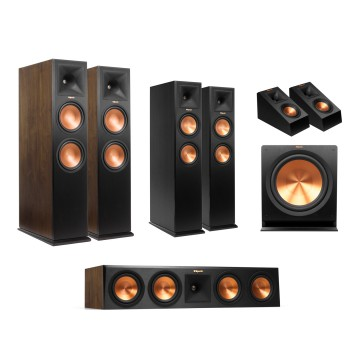 Klipsch Reference RP-280FA Dolby Atmos 5.1.4