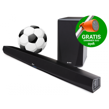 Denon Heos HOME CINEMA + Bluetooth GRATIS
