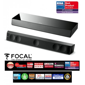Focal Dimension Bar + Sub