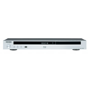 Onkyo BD-SP309 silver front