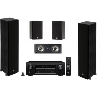 Denon AVR-X520BT Boston Acoustic CS260 set 5.0