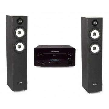 Cambridge Audio One + Pylon Audio Pearl 25 BLACK