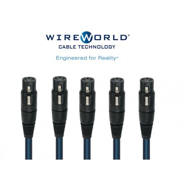 WireWorld Luna 7 xlr do procesora kina domowego