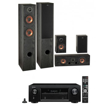Denon AVR-X540BT Exposure set 5.0