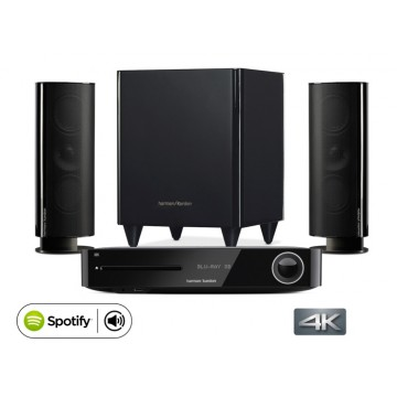 Harman Kardon BDS 485S + Adapt