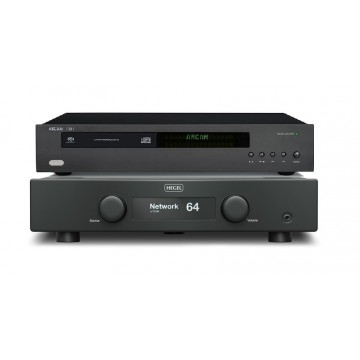 Hegel H90 CD/AirPlay/Tida