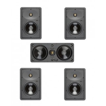 Monitor Audio W165 + W150LCR SYSTEM 5.0