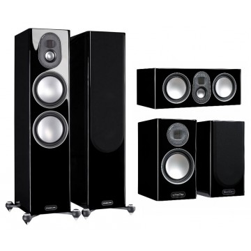 Monitor Audio Gold 5G 300/C250/100