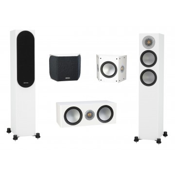 Monitor Audio Silver 200 + FX + C150 system 5.0