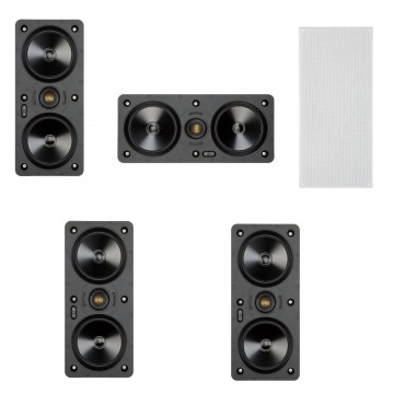 Monitor Audio W250-LCR System 5.0
