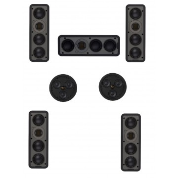 Monitor Audio WSS430 CSS230 Dolby Atmos 5.0.2