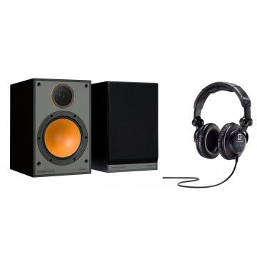 Monitor Audio Monitor 100 + Ultrasone PRO480i GRATIS