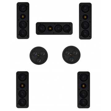 Monitor Audio WSS230 CSS230 Dolby Atmos 5.0.2