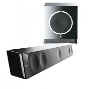 Focal Dimension + Sub Air promo