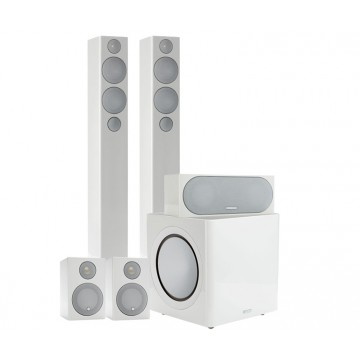 Monitor Audio radius r 270 5.1 system