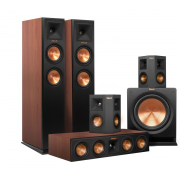 Klipsch Reference Premiere RP-250F system wiśnia