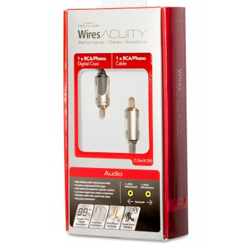 TechLink WiresAcuity kabel coax