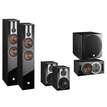 Dali Opticon 6/1/Vocal + Subwoofer E12